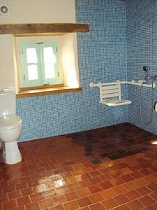 salle d'eau bergerie