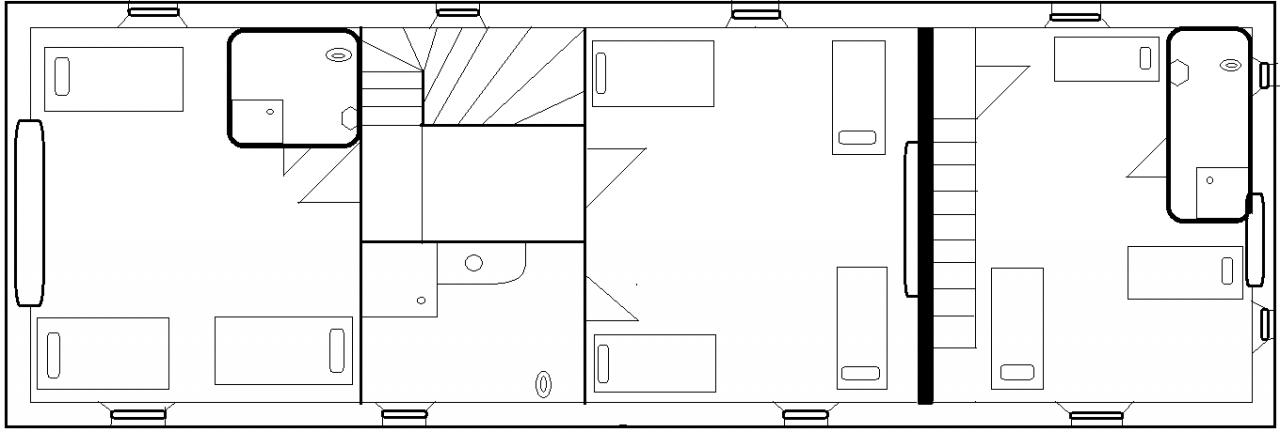 Plan maison haut